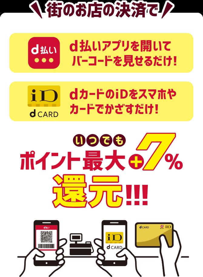 dpay - d払いのメリット・デメリット完全ガイド!評判・お得なキャンペーンで還元率10%って…?