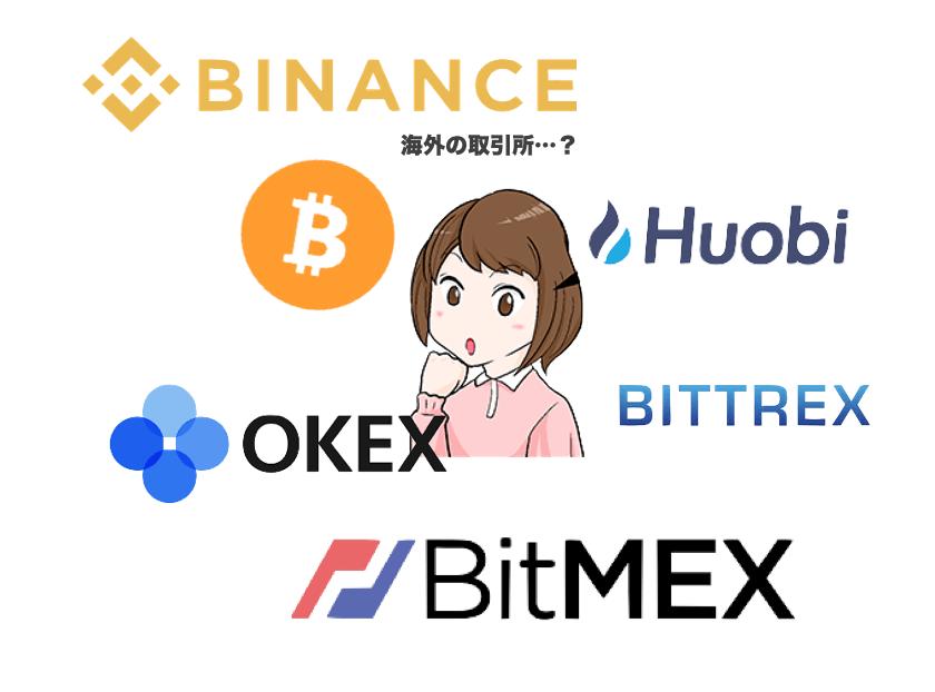 【2020】おすすめ仮想通貨取引所ランキング5選!ビットコイン取引所徹底比較