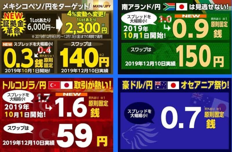 LION FX(ヒロセ通商)の評判・メリット・デメリット!お得なキャンペーン盛り沢山で高スワップのFX会社