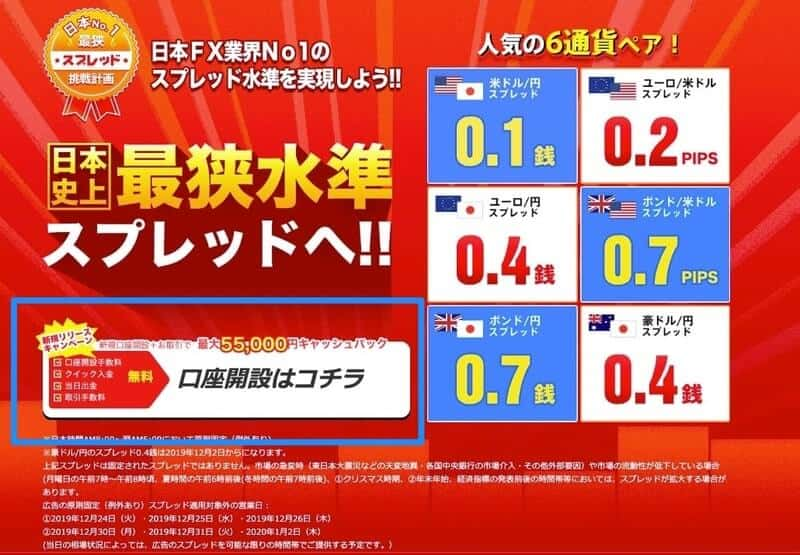【歓喜】FXTF MT4(ゴールデンウェイジャパン)メリットが多すぎる!デメリットや評判も確認