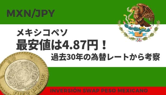 円 メキシコ ペソ
