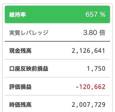 traprepertresult - 【トラリピ】47週目:運用実績は+762円!合計+128,391円
