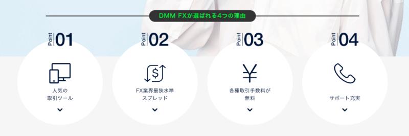 sec - DMMFXのキャンペーン・キャッシュバック情報と評判・口コミまとめ